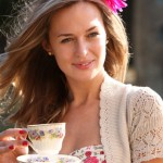 vintage tea party crockery hire