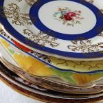China side plates & sandwich plates