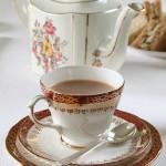 Vintage crockery hire and afternoon teas