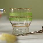 vintage glassware hire